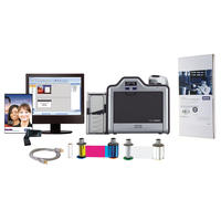 HID® FARGO® HDP5000 ID Card Printer & Encoder system
